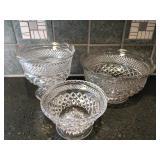 Trifle Bowls