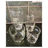 Set of 20 Drinking Glasses