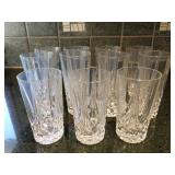 Set of 11 Drinking Glasses