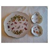 Butterfly Decor Dishes