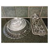 Hobnail and Other Vintage Glassware