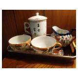 Oriental Inspired Tea Accessories