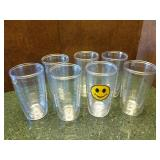 Set of 7 Tervis Tumblers