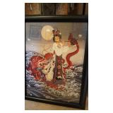 Asian Framed Puzzle
