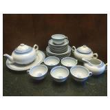 Chinese Tea Service Set