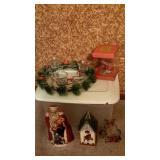 Cardinal Christmas Decor