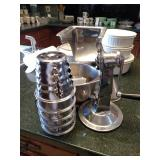 Stainless Meat Grinder