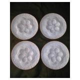 Romertopf Oyster Plates