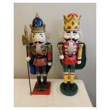Decorative Nutcrakers