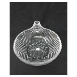 Fitz & Floyd Crystal Ornament Bowl