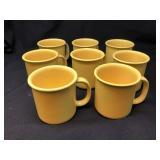 Crown Corning Mugs made in Italy