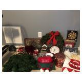 Assorted Christmas Decor