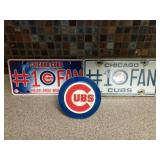 Chicago Cubs Vehicle Accessories