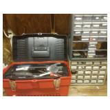 Stackon Tool Box & Contents