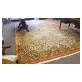 10x16 Hand Woven Wool Pile Rug