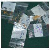 lot of assorted 18k gold