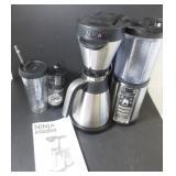 NINJA COFFEE BAR WITH OWNER