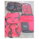 TRAVEL/ATHLETIC SUITCASES/CARRY-ALLS