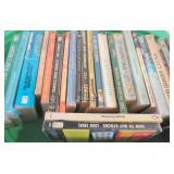 POCKET BOOKS INCLUDING IAN FLEMING, BERTRAND