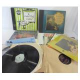 RECORD ALBUMS - SOME 78RPM