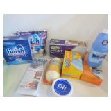 SWIFFER CLEANING PRODUCTS, FINISH DISHWASHER TABS,