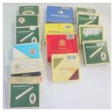 CIGARETTE PACKAGES - SOME HAVE BEEN WRITTEN ON