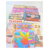 PLAYBOY MAGAZINE - 1975 AND 2000 WITH JANUARY 2000