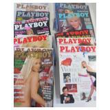 PLAYBOY MAGAZINE - 1987 AND 1996