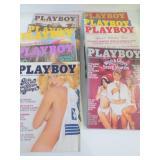 PLAYBOY MAGAZINE - 1980