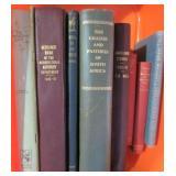 8 HARD COVER BOOKS