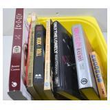 8 BOOKS
