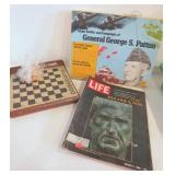 MAJOR BATTLES AND CAMPAIGNS OF GEORGE S. PATTON