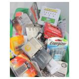 ASSORTED BATTERIES, FRUIT FLY TRAPS