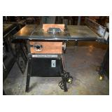 ROCKWELL BEAVER TABLE SAW MODEL #1113582701