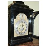 BRACKET CLOCK W.M. HUGHES C 1800 LONDON