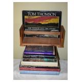 COFFEE TABLE ART BOOKS, TOM THOMSON,