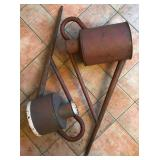 HAWES WATERING CANS (2)