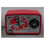 Arvin HOPALONG CASSIDY Radio 1950