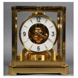 Le Coultre Swiss ATMOS Clock 528
