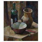 MOSKVITIN, Oil on Canvas, Still Life