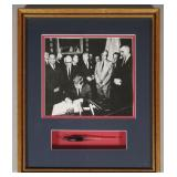 JFK Kennedy BILL SIGNING PEN