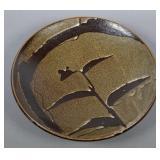 Chinese Stoneware Signed Bowl