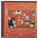 BOOK: WALTER CRANE, The Baby