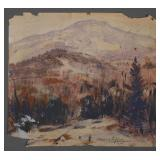 JAY CONNAWAY, Monotype Landscape