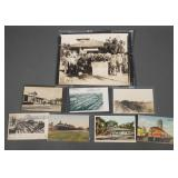 (10) Florida Postcards, Various Cities, Early 20th