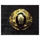 1965 10k Gold Class Ring