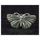 Kabana Sterling Butterfly Pin