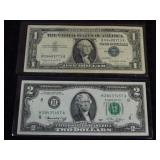 (2) Bank Notes Grouping