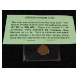 Ancient Roman Coin from 27BC-378 AD