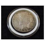 1923 Peace Dollar Silver
